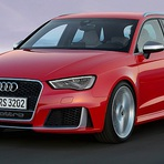 Audi RS3 Chegará ao Brasil no Final de 2015