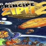 As Aventuras do Príncipe Ziph: Volume 2 já está disponível !