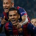 Futebol - Neymar Faz 2  Contra o PSG e Barcelona Confirma Classificação