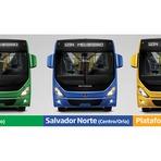 Bahia: Confira como ficarão as linhas de ônibus em Salvador