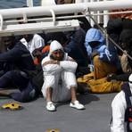 Número de imigrantes mortos no Mediterrâneo pode chegar a 30 mil até o fim de 2015