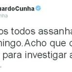 Inconformado com pênalti, Eduardo Cunha sugere CPI no Carioca