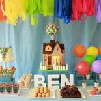 Decoração de Festa de Aniversário Infantil Simples e Barata – Dicas e Fotos