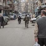 Internacional - Cidade no Líbano é um microcosmo da guerra civil na Síria