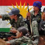 Internacional - Anjos Guerreiros do Curdistão III