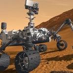 Descoberta primeira evidência de água líquida em Marte
