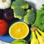 Saúde - Você precisa comer 8 vegetais por dia
