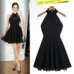 Vestidos pretos para festa