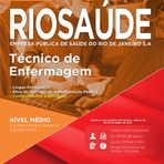 Apostila Impressa RIOSAÚDE Técnico de Enfermagem 2015
