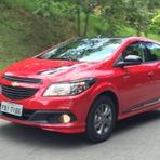 Novo Chevrolet Onix Effect 2015 Chega com Novidades