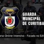 Prefeitura de Curitiba (PR) abre 400 vagas na Guarda Municipal