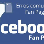 Internet - Erros Comuns em Fan Pages (Top 5)