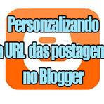 Como personalizar a URL das postagens do Blogger