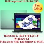 notebook Dell Para Jogos 2015? Aproveite!