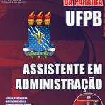 APOSTILA UFPB ASSISTENTE EM ADMINISTRAÇÃO 2015