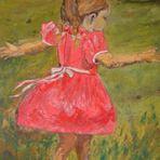 Menina levada – Por Maria Luzia Santos