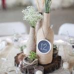 Tendências de decoração de casamento 2016