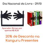 Promoção de 20% de Desconto em Aparadores de Livros!