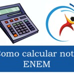 Como calcular a nota do ENEM