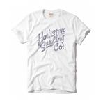 Camisetas da Hollister masculinas Originais