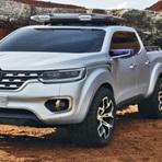 Você já ouviu falar na nova picape Renault Alaskan?