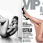 Anitta copia Rihanna em foto de capa de revista