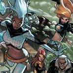 Extraordinary X-Men #01: Confira um preview da hq