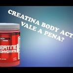 Creatina Body Action – vale a pena?