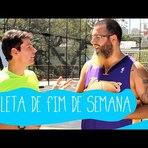 Cauê Moura: atleta de fim de semana | Vai Amarelar?