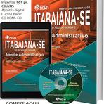 Edital concurso público Prefeitura Municipal de Itabaiana-SE