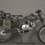 Essa moto irá ajudá-lo a sobreviver ao apocalipse!