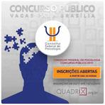 Concursos Públicos - Concurso Público Conselho Federal de Psicologia (CFP) 2015