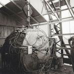 A primeira bomba nuclear construída