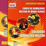 Apostila Concurso CBMMG 2015 Soldado Bombeiro Militar