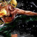 A série 'Punho de Ferro' pode ser substituída pelo 'Justiceiro' na Netflix