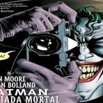 A Piada Mortal: Filme em Animação Anunciado!