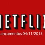 Lançamentos Netflix Quarta-feira - 04 de novembro de 2015