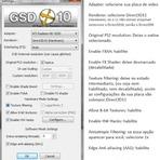 Melhor configuração do PCSX2 do PS2 (plugin video)