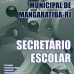 Apostilas para Concurso Prefeitura de Mangaratiba Rio de Janeiro RJ - Professor II, Secretário Escolar e Outros