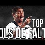Os Melhores Gols de Falta do Corinthians - TOP 10 GOLS DE FALTA DO CORINTHIANS