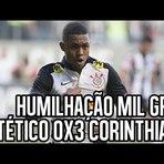 PATÉTICO 0X3 CORINTHIANS - HUMILHAÇÃO MIL GRAU - Corinthians Meu Timão