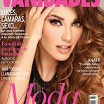Anahí é capa de revista mexicana e afirma que está pronta para voltar ao mundo da música