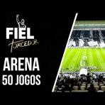 Arena Corinthians 50 jogos