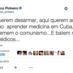 Apresentador da Globo defende Cuba e o Comunismo no Brasil