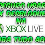 Xbox 360:Como entrar na Live com Xbox 360 Desbloqueado?