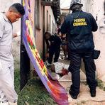 Crime encomendado: Jovem é executado na frente da família