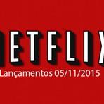 Lançamentos Netflix Quinta-feira - 05 de novembro de 2015