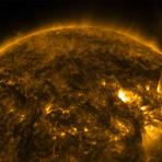 Nasa faz imagens do Sol em alta definição