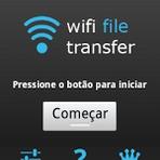 Transferindo arquivos entre celular e computador via WIFI