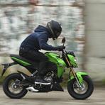 Kawasaki lança a nova Z125 de 125cc, veja as fotos